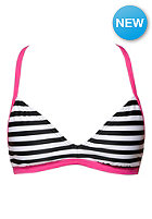 ROXY Womens Flip Side Top Of Bikini Top sea salt stripe