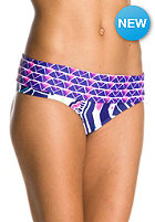 ROXY Womens Foldover Brief Bikini Pant deep blue