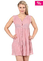 ROXY Womens Follow Me Dress washed red