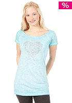 ROXY Womens Forever Young S/S T-Shirt sky blue