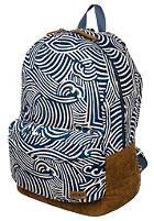 ROXY Womens Gallery Backpack dark denim