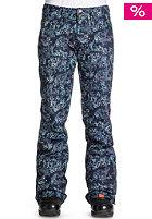 Womens Garden Printed Snow Pant dressblue mic p