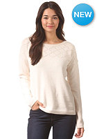ROXY Womens Gem Of Hills Knit Sweat turtle dove