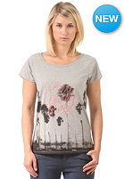 ROXY Womens Good Look S/S T-Shirt heather grey