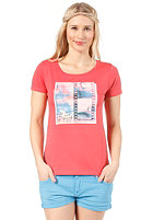 ROXY Womens Good Looking 2 S/S T-Shirt cerise