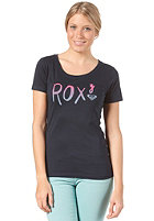ROXY Womens Good Looking 2 S/S T-Shirt indigo