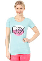 ROXY Womens Good Looking 2 S/S T-Shirt sky blue