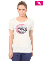 ROXY Womens Good Looking Heather S/S T-Shirt seaspray