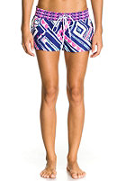 ROXY Womens Graffiti Beach Boardshort deep blue