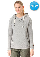 ROXY Womens Great Vibes Hooded Sweat charcoal heather