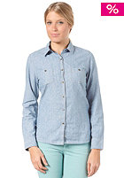 ROXY Womens Hang Out Shirt chambray super