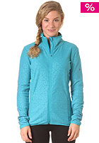 ROXY Womens Harmony Zip Sweat caribbean sea