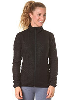 ROXY Womens Harmony Zip Sweat true black