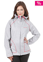 ROXY Womens Hemisphere Softshell  Jacket stn heather
