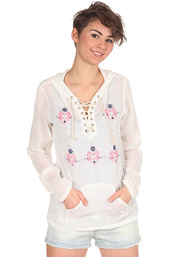 ROXY Womens Hippy Culture Shirt natural