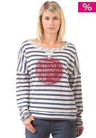 ROXY Womens Hobbytown Sweat acia lettring