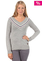 ROXY Womens Horizon Sweater heather grey