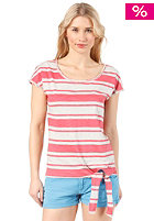ROXY Womens Ice Cream S/S T-Shirt hgr decking stp