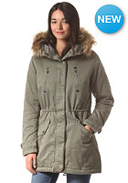 ROXY Womens Igloo Jacket recruit olive