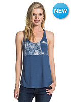 ROXY Womens In The Mix Tank Top dark denim