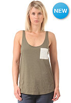 ROXY Womens In The Mix Tank Top recruit olive