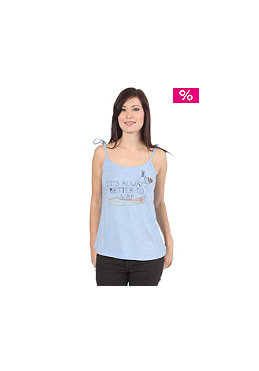 ROXY Womens Its Always Better S/S T-Shirt periwinkle