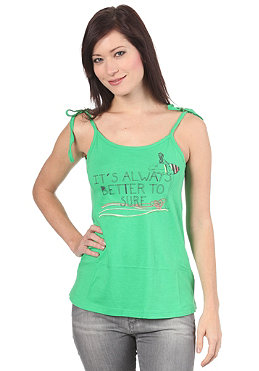 ROXY Womens Its Always Better S/S T-Shirt bright green