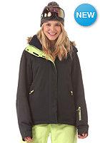 ROXY Womens Jet Ski Solid Snow Jacket anthracite