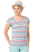 ROXY Womens June S/S T-Shirt hgr finshing li