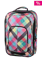 ROXY Womens Just Go Travel Bag ax bamboula multicolor