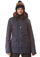 ROXY Womens KJ Tribe Jacket peacoat