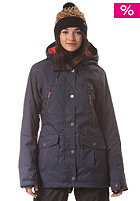 Womens KJ Tribe Jacket peacoat