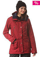 ROXY Womens KJ Tribe Jacket rhubarb