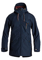 ROXY Womens Kjersti Jacket dress blue