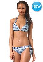ROXY Womens KntHalt/70s Bikini Set beach dream chambray