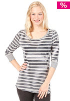 ROXY Womens Lagoon S/S T-Shirt hgr fruity stripes