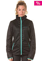 ROXY Womens Latitude Softshell Jacket true black