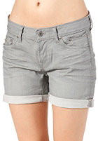 ROXY Womens Lee Ann Grey Short grey wash
