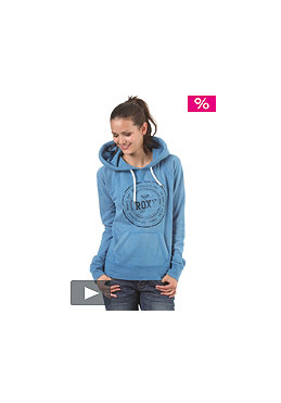 ROXY Womens License To Surf Hooded Sweat baltic blue