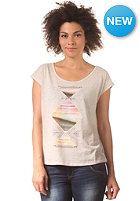 ROXY Womens Life S/S T-Shirt new stone