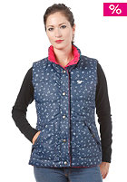 ROXY Womens Lucky Printed Jacket rasberry