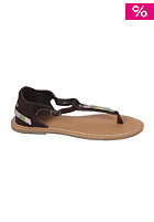 Womens Marlene Sandals chocolate