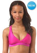 ROXY Womens Method Bikini Top orange dot dot dot