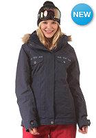 ROXY Womens Misti Snow Jacket peacoat