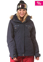 ROXY Womens Misti Snow Jacket peacoat