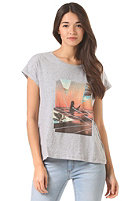 ROXY Womens New Crew heritage heather