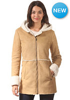 ROXY Womens North Lodge Jacket bone brown