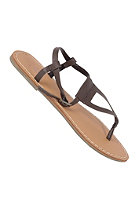 ROXY Womens Nymph Sandals chocolate