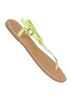 ROXY Womens Nymph Sandals lime