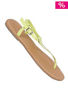 Womens Nymph Sandals lime